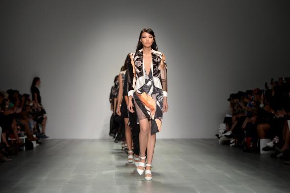 London Fashion Week「Jean-Pierre Braganza: Runway - London Fashion Week SS15」:写真・画像(10)[壁紙.com]
