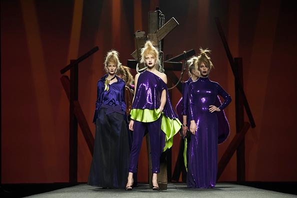 Carlos Alvarez「Ulises Merida Catwalk - Mercedes Benz Fashion Week Madrid Autumn / Winter 2017」:写真・画像(18)[壁紙.com]