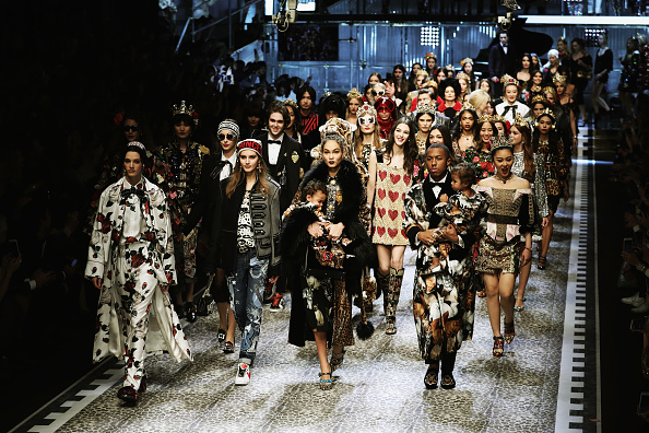 Milan「Dolce & Gabbana Alternative Views - Milan Fashion Week Fall/Winter 2017/18」:写真・画像(7)[壁紙.com]