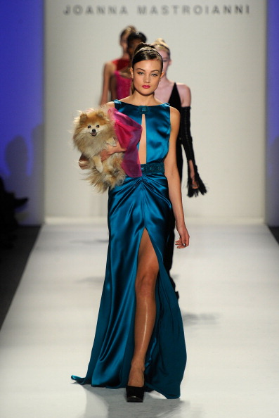 Mammal「Joanna Mastroianni - Runway - Fall 2012 Mercedes-Benz Fashion Week」:写真・画像(10)[壁紙.com]