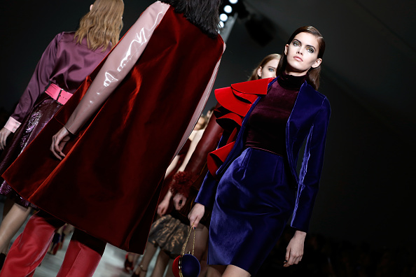 Tristan Fewings「Emilio De La Morena: Runway - London Fashion Week AW14」:写真・画像(0)[壁紙.com]