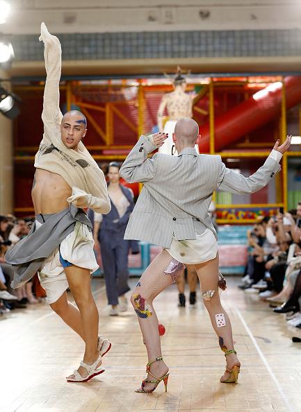 ロンドンファッションウィーク「Vivienne Westwood - Runway - LFWM June 2017」:写真・画像(8)[壁紙.com]