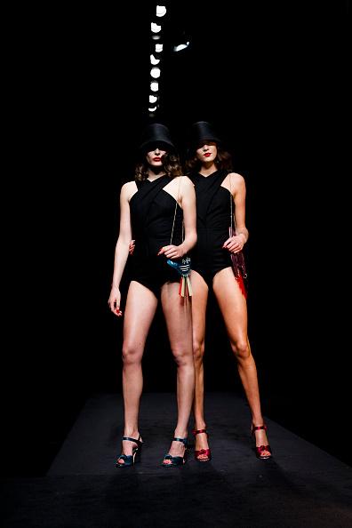 ロンドンファッションウィーク「Charlotte Olympia - Runway - LFW AW16」:写真・画像(4)[壁紙.com]