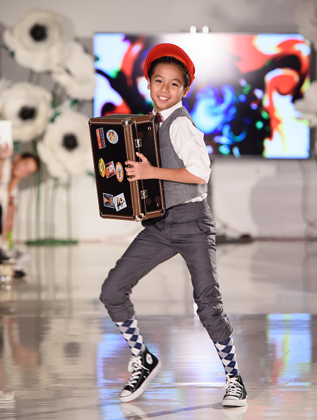 Dave Kotinsky「FTL MODA | Kids Collection Showcase - Runway - September 2016 - New York Fashion Week」:写真・画像(16)[壁紙.com]