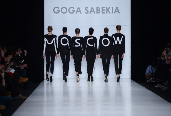 Mercedes-Benz Fashion Week「Goga Sabekia - Runway - MBFWR F/W 2013」:写真・画像(12)[壁紙.com]