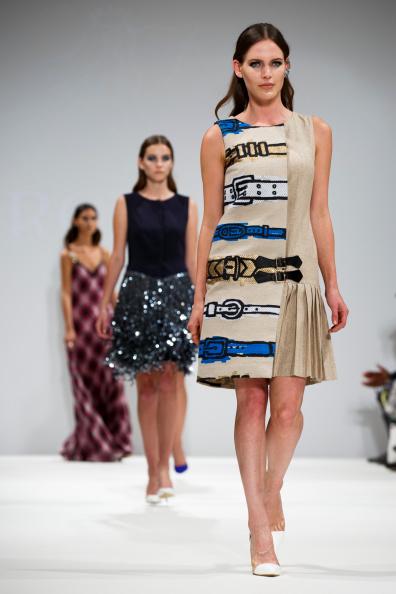 Tristan Fewings「Rohmir: Runway - London Fashion Week SS15」:写真・画像(7)[壁紙.com]