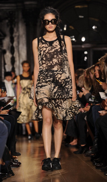 Giles「Giles - Runway: London Fashion Week SS14」:写真・画像(15)[壁紙.com]