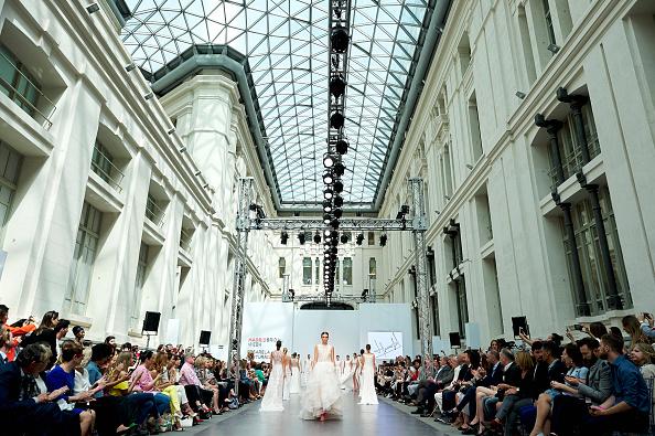 Bridal「Madrid Bridal Week 2017: Hannibal Laguna」:写真・画像(12)[壁紙.com]