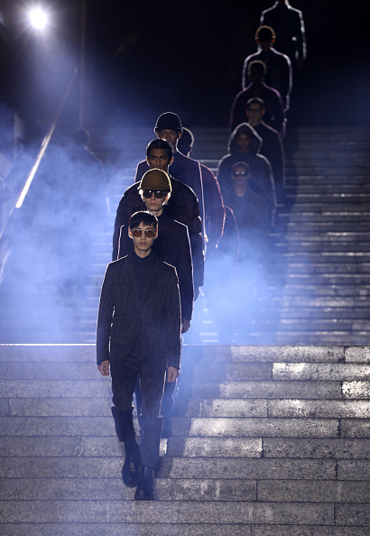 Tristan Fewings「Ermenegildo Zegna - Runway - Milan Men's Fashion Week Autumn/Winter 2019/20」:写真・画像(10)[壁紙.com]