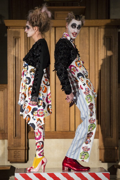 Tristan Fewings「Bas Kosters: Runway - London Fashion Week AW14」:写真・画像(7)[壁紙.com]