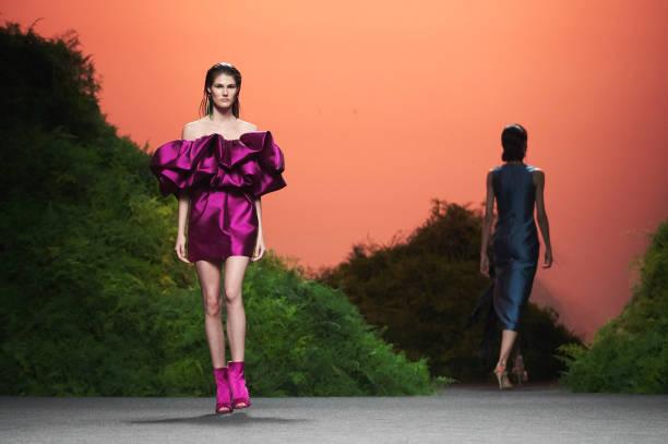 The 2nd Skin Co. Catwalk - Mercedes Benz Fashion Week Madrid - July 2018:ニュース(壁紙.com)