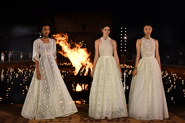Catwalk - Stage「Christian Dior Couture S/S20 Cruise Collection : Runway」:写真・画像(16)[壁紙.com]