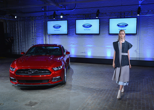 Fashion Model「Mustang Unleashed Collection」:写真・画像(19)[壁紙.com]