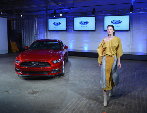 Fashion Model「Mustang Unleashed Collection」:写真・画像(0)[壁紙.com]