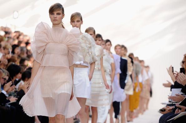 Chloe - Designer Label「Chloe: Runway - Paris Fashion Week Womenswear Spring / Summer 2013」:写真・画像(7)[壁紙.com]