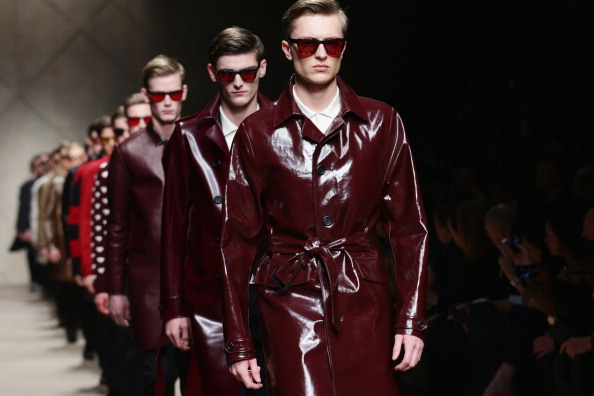 Men「Burberry Prorsum - Runway - Milan Fashion Week Menswear Autumn/Winter 2013」:写真・画像(10)[壁紙.com]