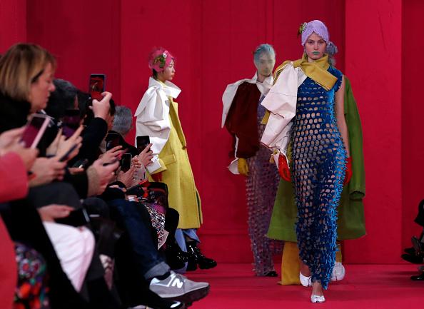 Maison Martin Margiela「Maison Margiela : Runway - Paris Fashion Week - Haute Couture Spring/Summer 2020」:写真・画像(12)[壁紙.com]