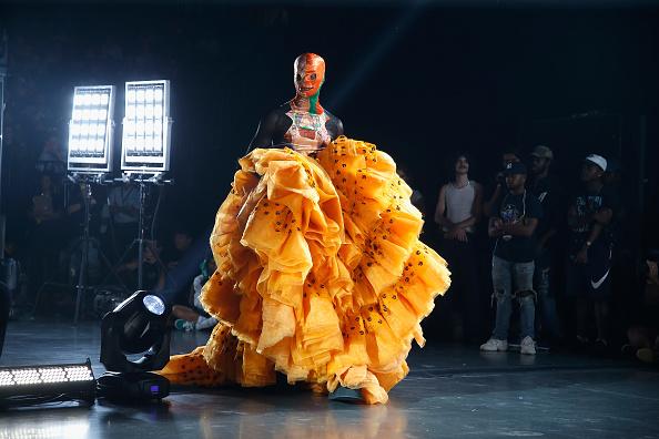 ニューヨークファッションウィーク「VFILES - Front Row - September 2018 - New York Fashion Week」:写真・画像(1)[壁紙.com]