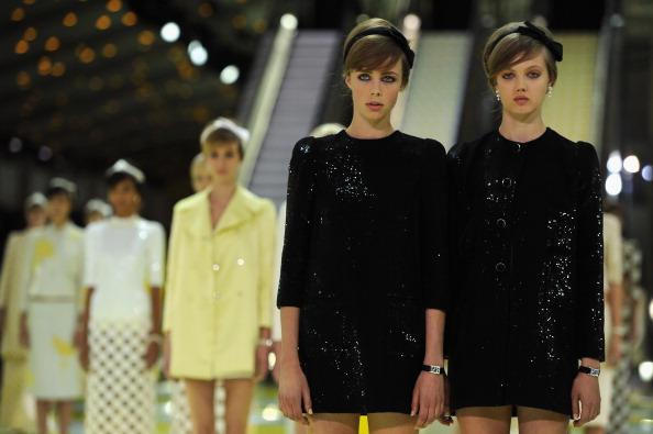 Womenswear「Louis Vuitton: Runway - Paris Fashion Week Womenswear Spring / Summer 2013」:写真・画像(1)[壁紙.com]