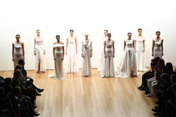 Ivory and Stone Bridal, Mallo - Runway - New Zealand Fashion Week 2019:ニュース(壁紙.com)