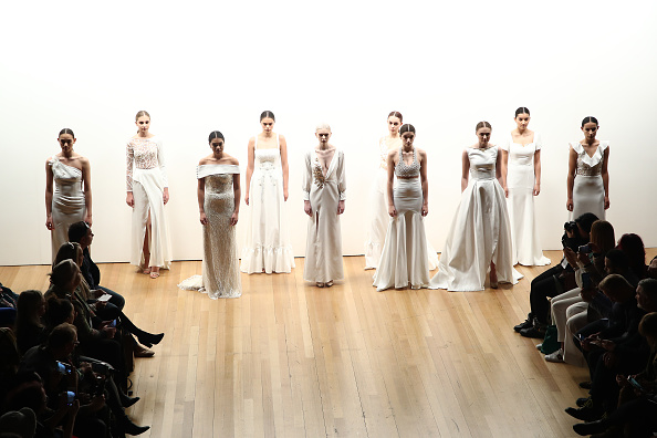 Bride「Ivory and Stone Bridal, Mallo - Runway - New Zealand Fashion Week 2019」:写真・画像(18)[壁紙.com]
