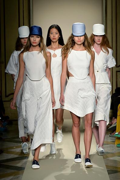 春夏コレクション「Sergei Grinko - Milan Fashion Week Womenswear Spring/Summer 2014」:写真・画像(16)[壁紙.com]