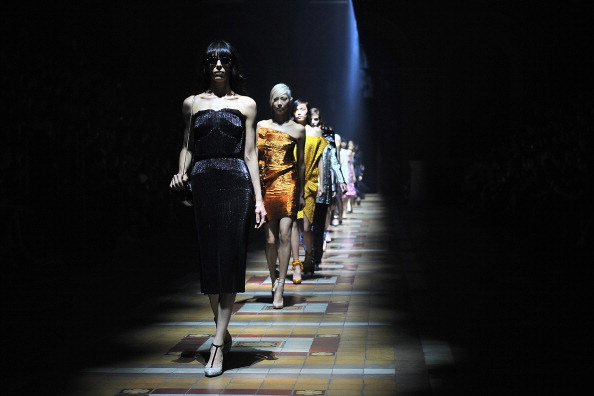 Lanvin「Lanvin : Runway - Paris Fashion Week Womenswear  Spring/Summer 2014」:写真・画像(7)[壁紙.com]