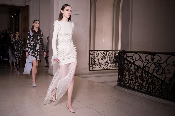 Francois Durand「Allude : Runway - Paris Fashion Week Womenswear Fall/Winter 2015/2016」:写真・画像(12)[壁紙.com]