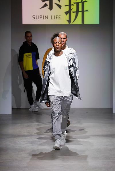 Brian Mint「Nolcha Shows New York Fashion Week Fall Winter 2019 Presented By InstaSleep Mint Melts  SUPIN Runway Show」:写真・画像(6)[壁紙.com]