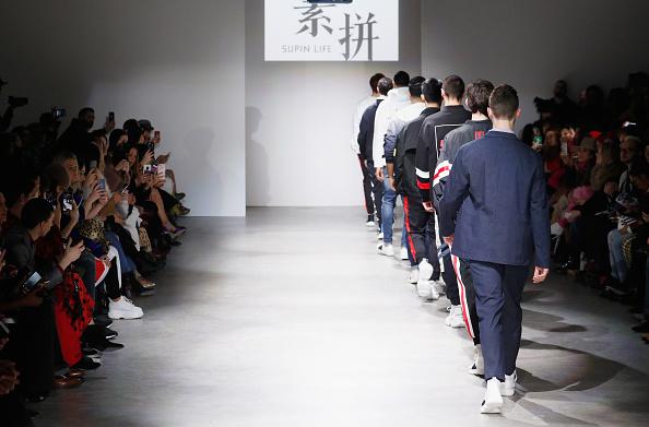 Brian Mint「Nolcha Shows New York Fashion Week Fall Winter 2019 Presented By InstaSleep Mint Melts  SUPIN Runway Show」:写真・画像(5)[壁紙.com]