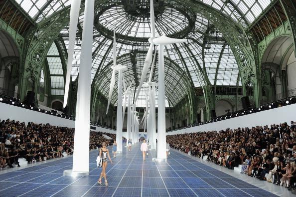 Spring Summer Collection「Chanel: Runway - Paris Fashion Week Womenswear Spring / Summer 2013」:写真・画像(8)[壁紙.com]