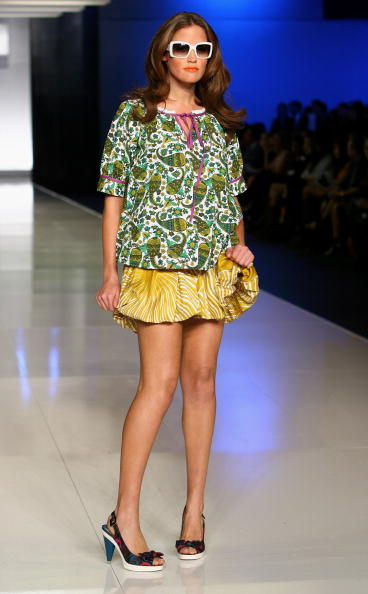 夏コレクション「Myer Spring/Summer Collection Launch Sydney - Show」:写真・画像(5)[壁紙.com]