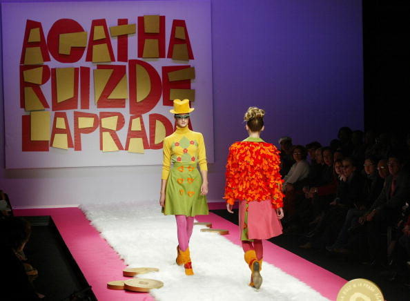 Giuseppe Cacace「Milan Fashion Week - Agatha Ruiz De La Prada」:写真・画像(5)[壁紙.com]