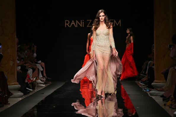 AltaRoma AltaModa「Rani Zakhem  - Runway  - AltaRoma AltaModa Fashion Week Fall/Winter 2015/16」:写真・画像(8)[壁紙.com]