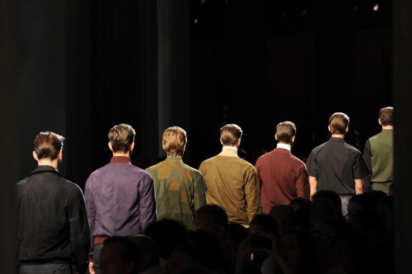 Menswear「Bottega Veneta - Runway - MFW S/S 2014」:写真・画像(7)[壁紙.com]