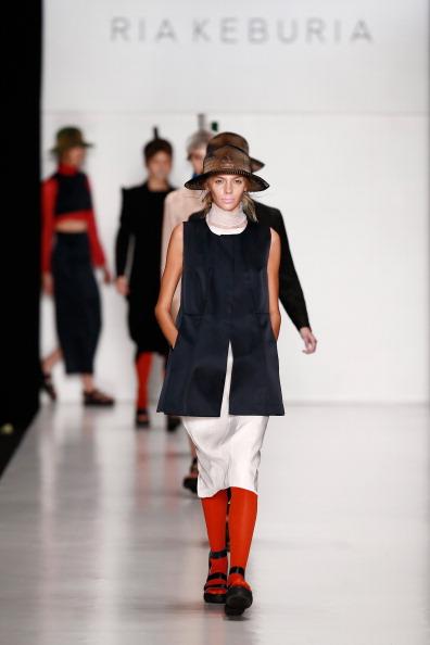 Andreas Rentz「RIA KEBURIA : Mercedes-Benz Fashion Week Russia S/S 2014」:写真・画像(12)[壁紙.com]