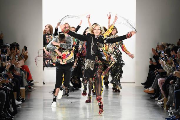 Libertine - Runway - February 2018 - New York Fashion Week: The Shows:ニュース(壁紙.com)