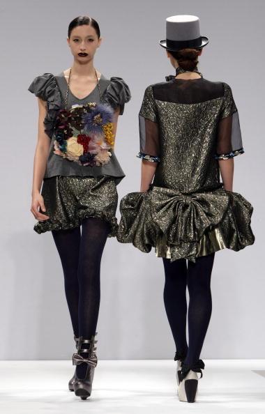 ロンドンファッションウィーク「London Fashion Week: Tata-Naka」:写真・画像(5)[壁紙.com]