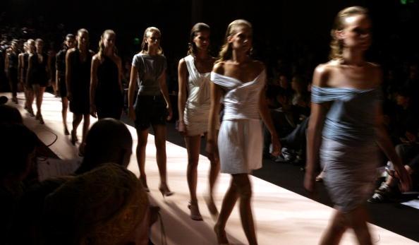 Bruno Vincent「Sophia Kokosalaki Fashion Show」:写真・画像(13)[壁紙.com]