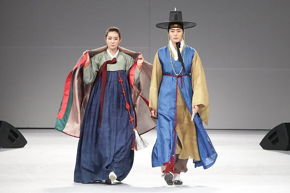 Gyeongbokgung「Hanbok Fashion Show」:写真・画像(8)[壁紙.com]