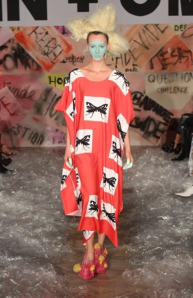 London Fashion Week「Vin + Omi - Runway」:写真・画像(9)[壁紙.com]