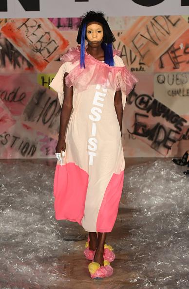 London Fashion Week「Vin + Omi - Runway」:写真・画像(18)[壁紙.com]