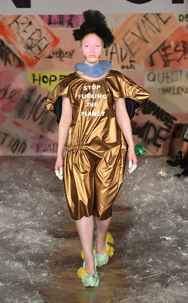 London Fashion Week「Vin + Omi - Runway」:写真・画像(12)[壁紙.com]