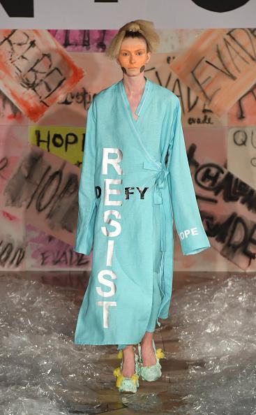 London Fashion Week「Vin + Omi - Runway」:写真・画像(17)[壁紙.com]