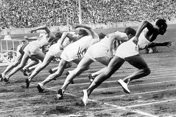 オリンピック「Jesse Owens」:写真・画像(2)[壁紙.com]