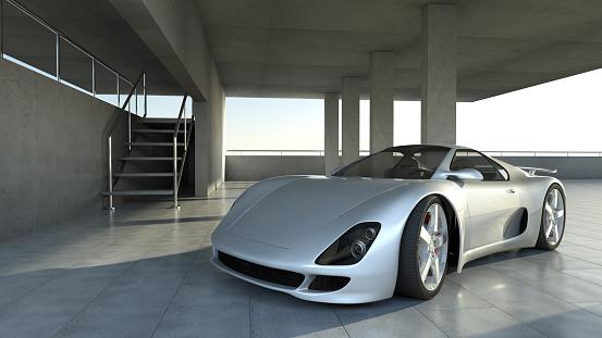 Sports Car「Sports Car」:スマホ壁紙(18)