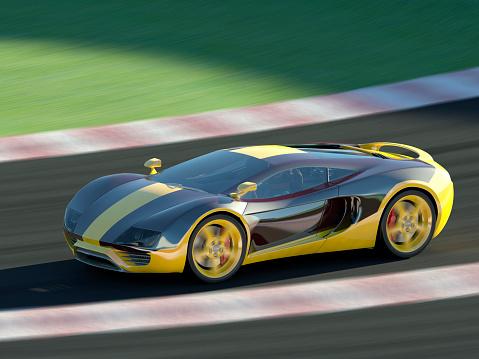 エクストリームスポーツ「スポーツ車のレース」:スマホ壁紙(18)