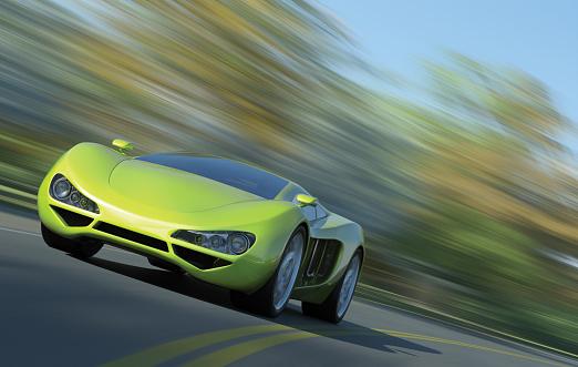 Sports Car「Sports Car」:スマホ壁紙(5)