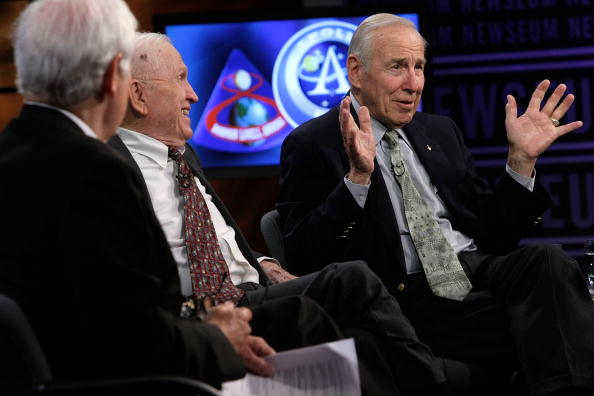Frank Borman「Apollo 8 Astronauts Discuss Their 1968 Mission For NASA」:写真・画像(16)[壁紙.com]