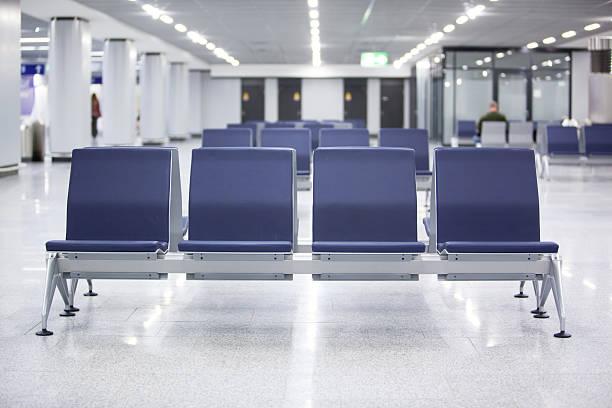 Airport lounge in Frankfurt:スマホ壁紙(壁紙.com)